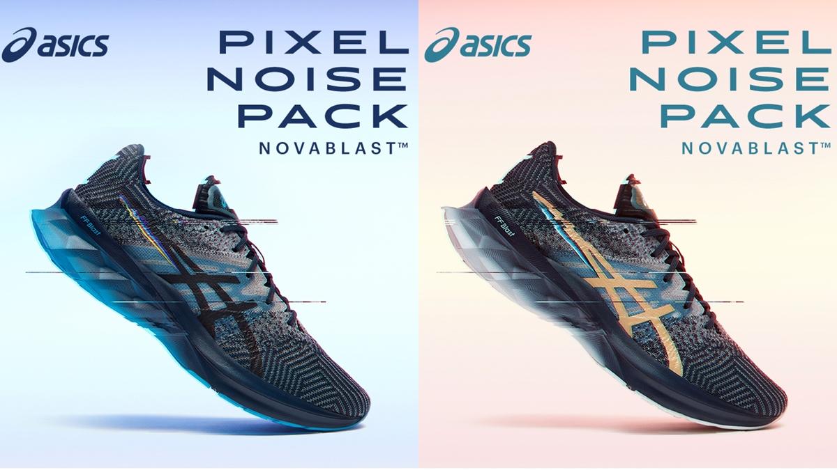 ASICS รองเท้าวิ่ง รองเท้าสนีกเกอร์