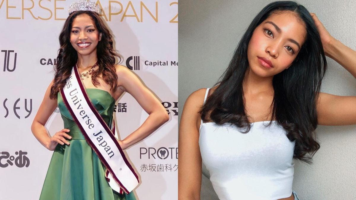 Aisha Harumi Tochigi Miss Universe Japan Miss Universe Japan 2020 missuniverse มิสยูนิเวิร์ส มิสยูนิเวิร์ส2020 มิสยูนิเวิร์สญี่ปุ่น