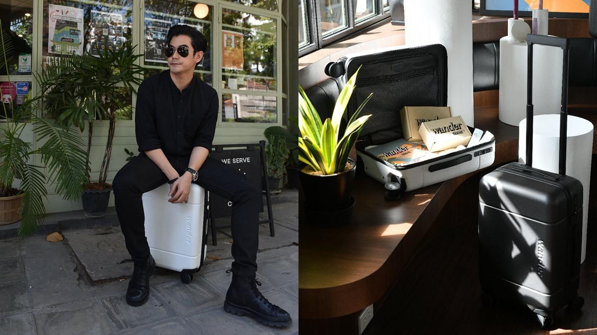 กระเป๋าคุณภาพสูง กระเป๋าเดินทาง กระเป๋าแครี่ออน กระเป๋าแบรนด์เนม ดีไซน์เก๋