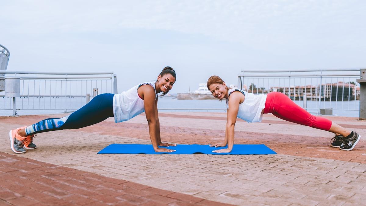 ท่าออกกำลังกาย ลดความอ้วน ออกกำลังกาย