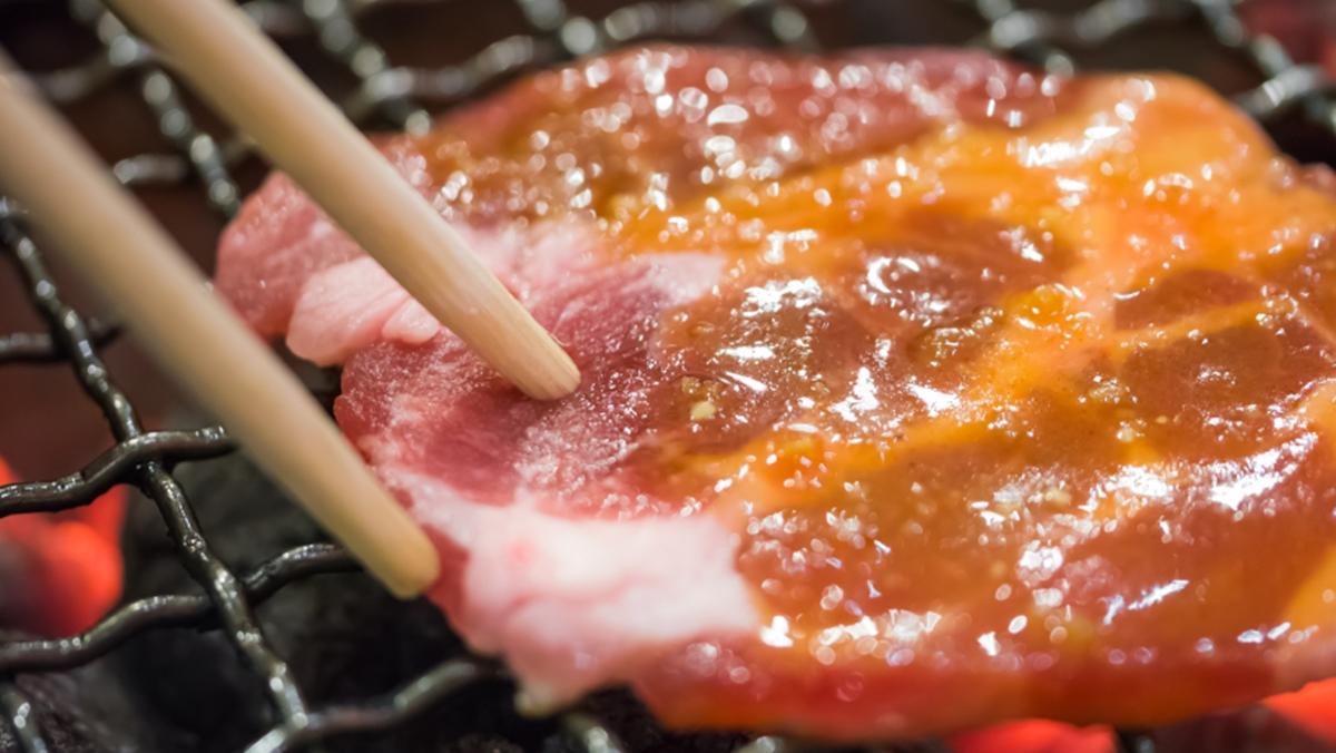 food สูตรหมักหมูย่างเกาหลี