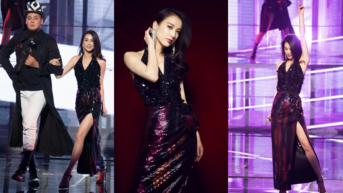 AB. Angelys Balek Huang Shengyi นักแสดงจีน แฟชั่นดารา