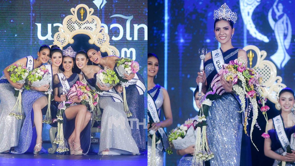 ณัฐพัชร พงษ์ประพันธ์ นางสาวไทย 2020 นางสาวไทย2563 เมย์ ณัฐพัชร