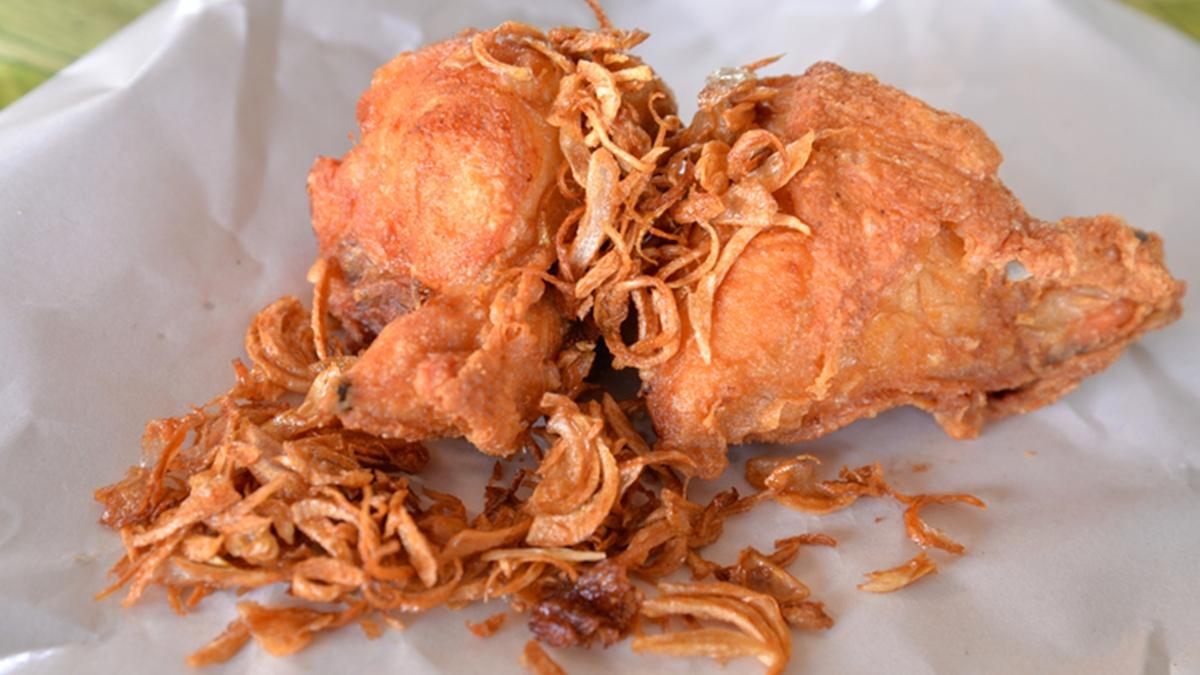 food สูตรอาหาร ไก่ทอดหาดใหญ่