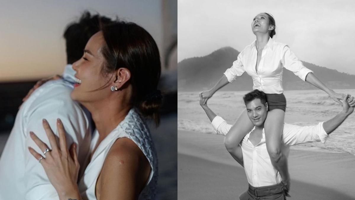 คู่รักดารา ดาราแต่งงาน ตุลย์-ตุลยเทพ เอื้อวิทยา หญิง-รฐา โพธิ์งาม