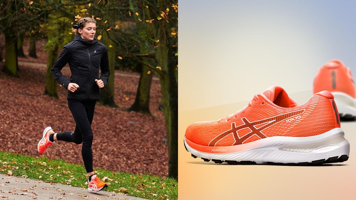 ASICS รองเท้ากีฬา รองเท้าวิ่ง แฟชั่นรองเท้า