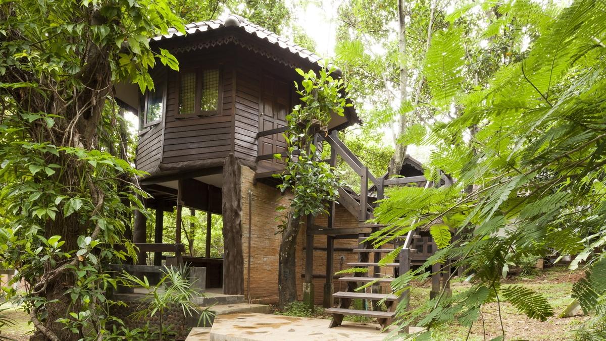 Airbnb ท่องเที่ยว ที่พัก