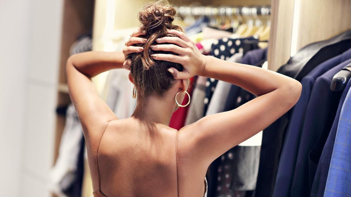 จัดตู้เสื้อผ้า มิกซ์แอนด์แมทช์ วิธีจัดตู้เสื้อผ้า ไม่มีเสื้อผ้าใส่