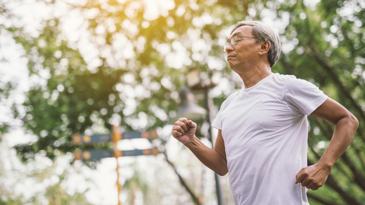 ผู้สูงวัย ผู้สูงอายุ ภาวะมวลกล้ามเนื้อน้อย สุขภาพ