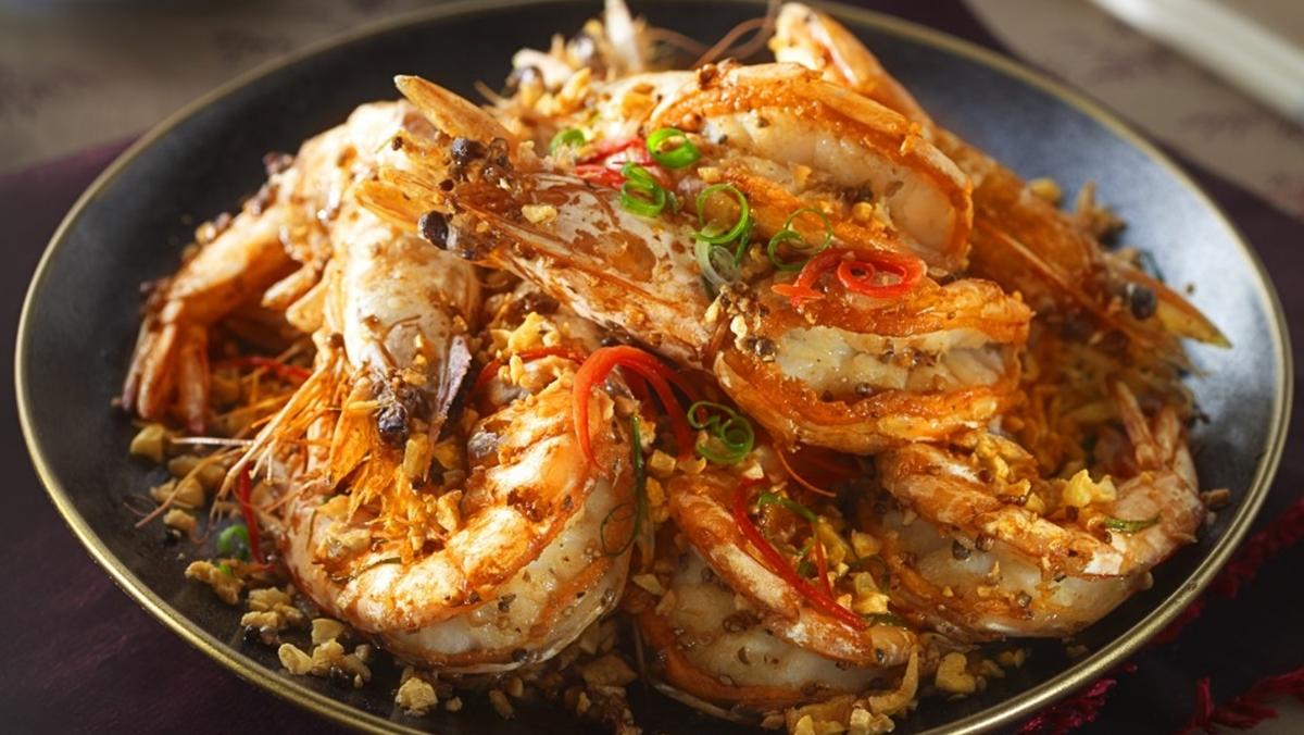food วันตรุษจีน สูตรอาหาร