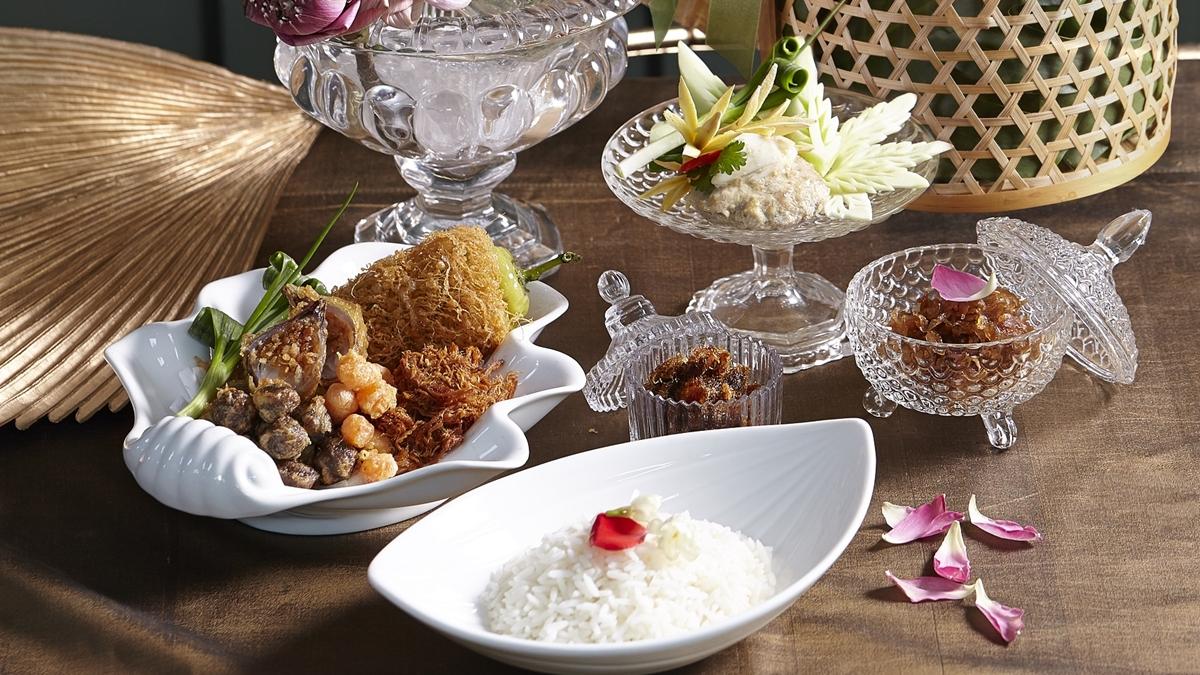 Khao ข้าวแช่ ร้านอาหารไทยระดับมิชลิน อาหารไทย