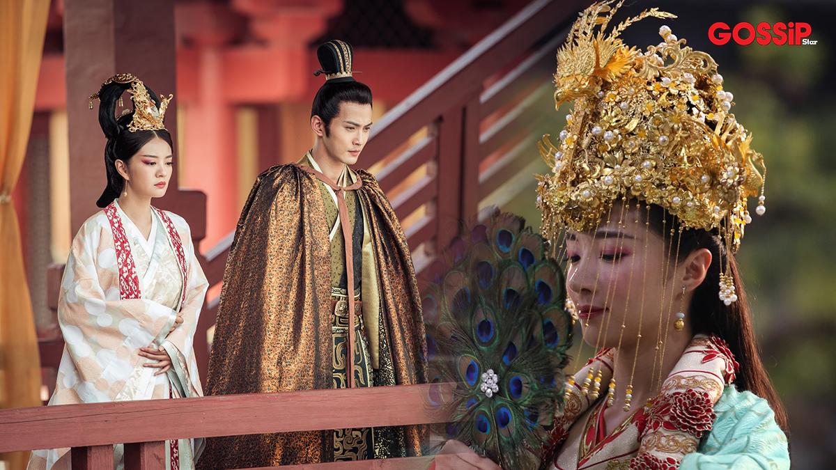 MONO29 The Legend of Dugu ตำนานสกุลตู๋กู หลีอวี้เสี่ยว หูปิงชิง อันหยี่เซวียน