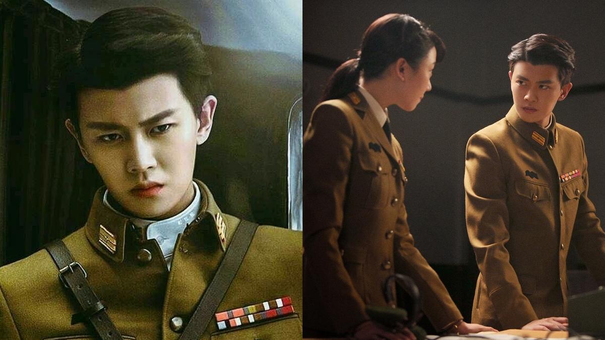 Autumn Cicada monomax ซีรีส์จีน นักแสดงจีน สายลับจักจั่น เหรินเจียหลุน