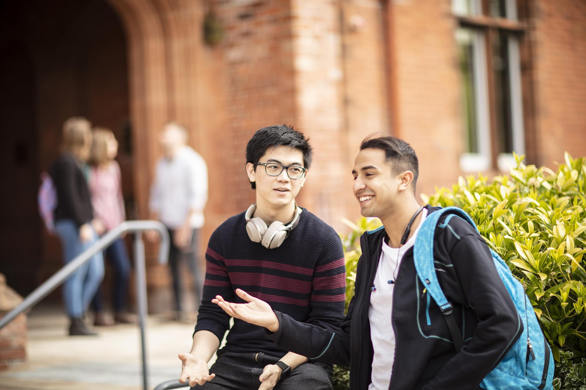 มหาวิทยาลัย เรียนต่อต่างประเทศ