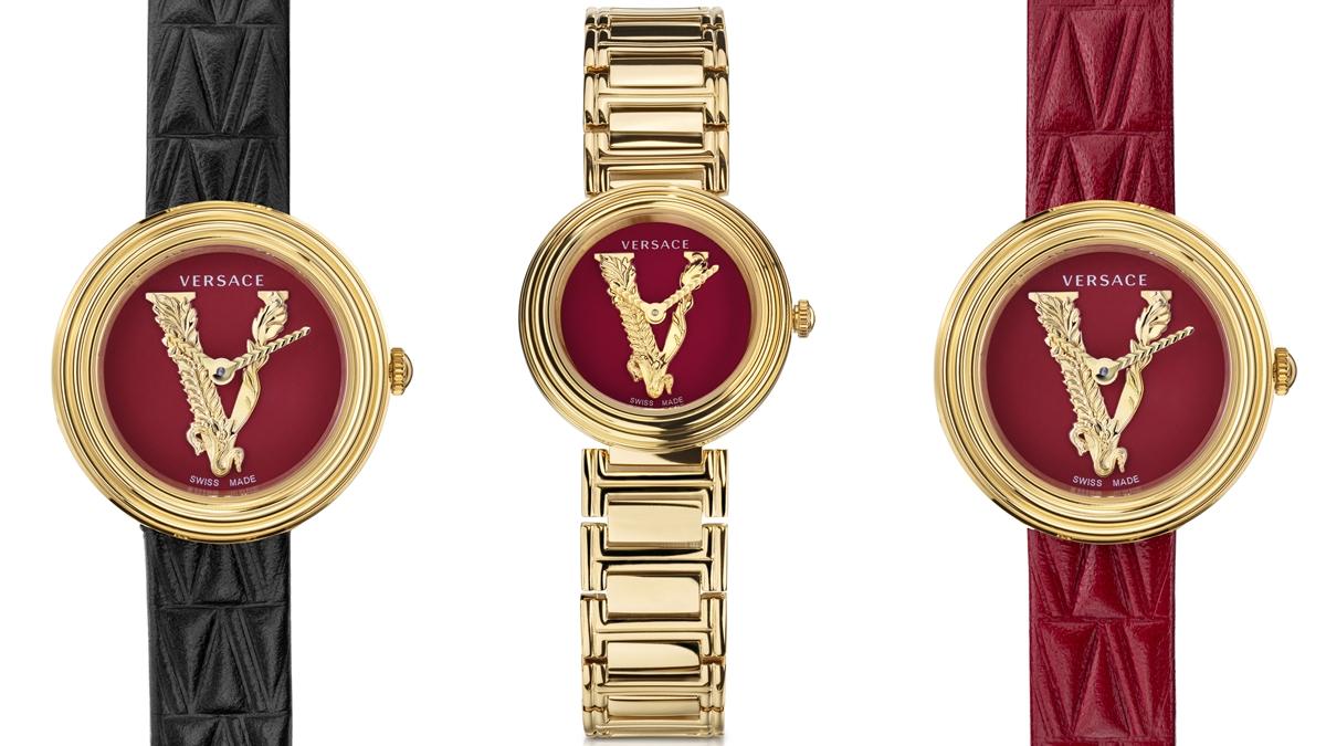 Versace นาฬิกา