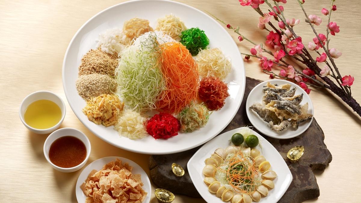 ขนมมงคล สิงคโปร์ อาหารมงคล เทศกาลตรุษจีน