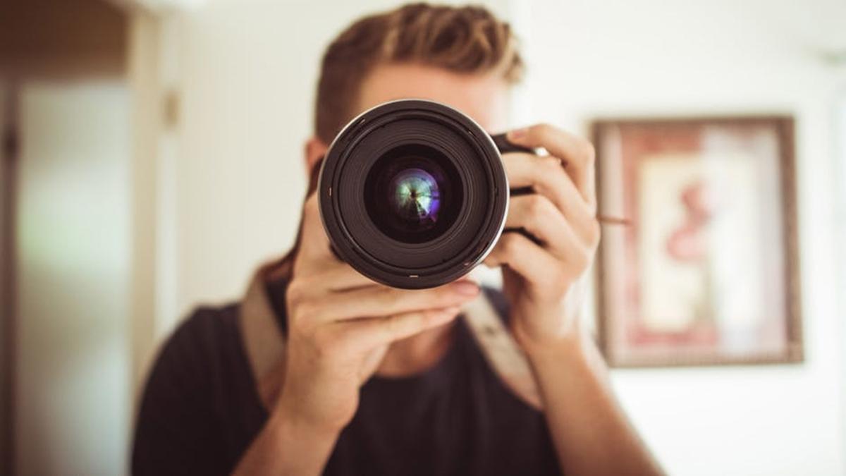 ถ่ายรูป ถ่ายรูปแฟน