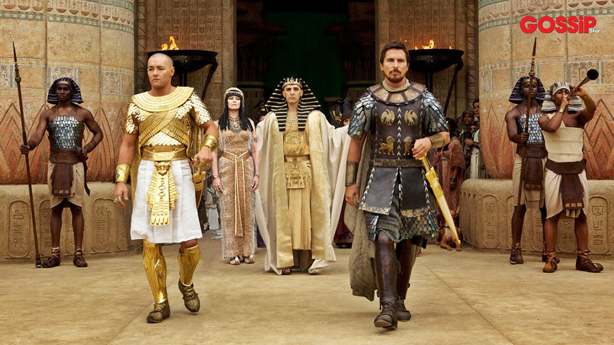 Exodus : Gods and Kings MONO29 Premium Blockbuster คริสเตียน เบล