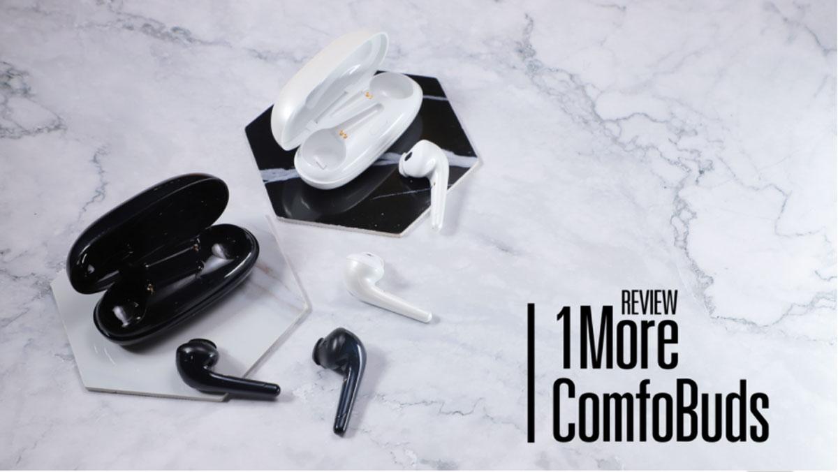 1More ComfoBuds หูฟัง True Wireless