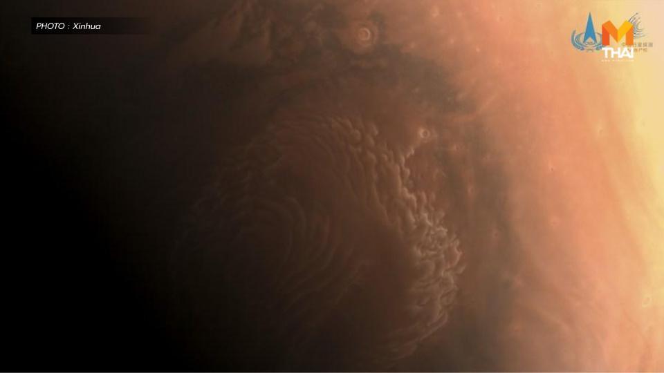 จีน ดาวอังคาร ยานอวกาศเทียนเวิ่น-1