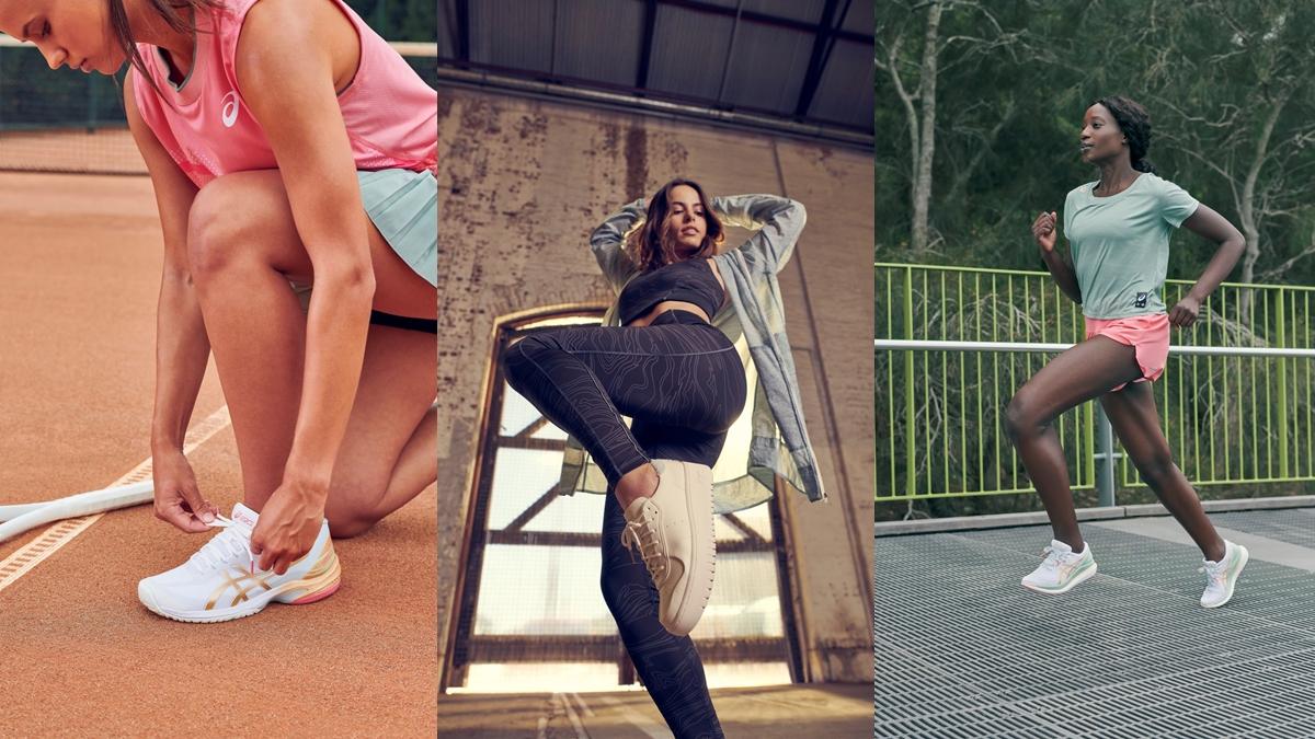 ASICS ASICS WOMEN'S COLLECTION รองเท้าวิ่ง สนีกเกอร์