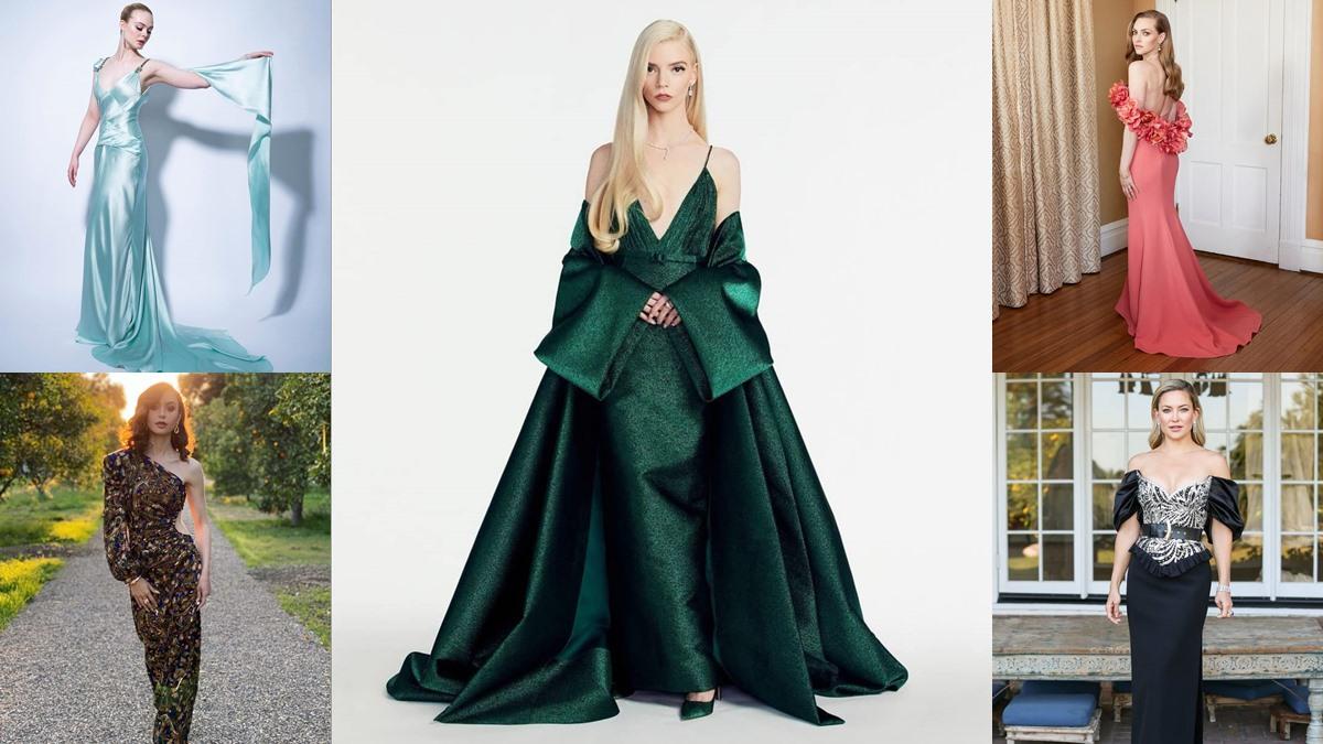 Best Dressed งานประกาศรางวัล พรมแดง ลูกโลกทองคำ 2021