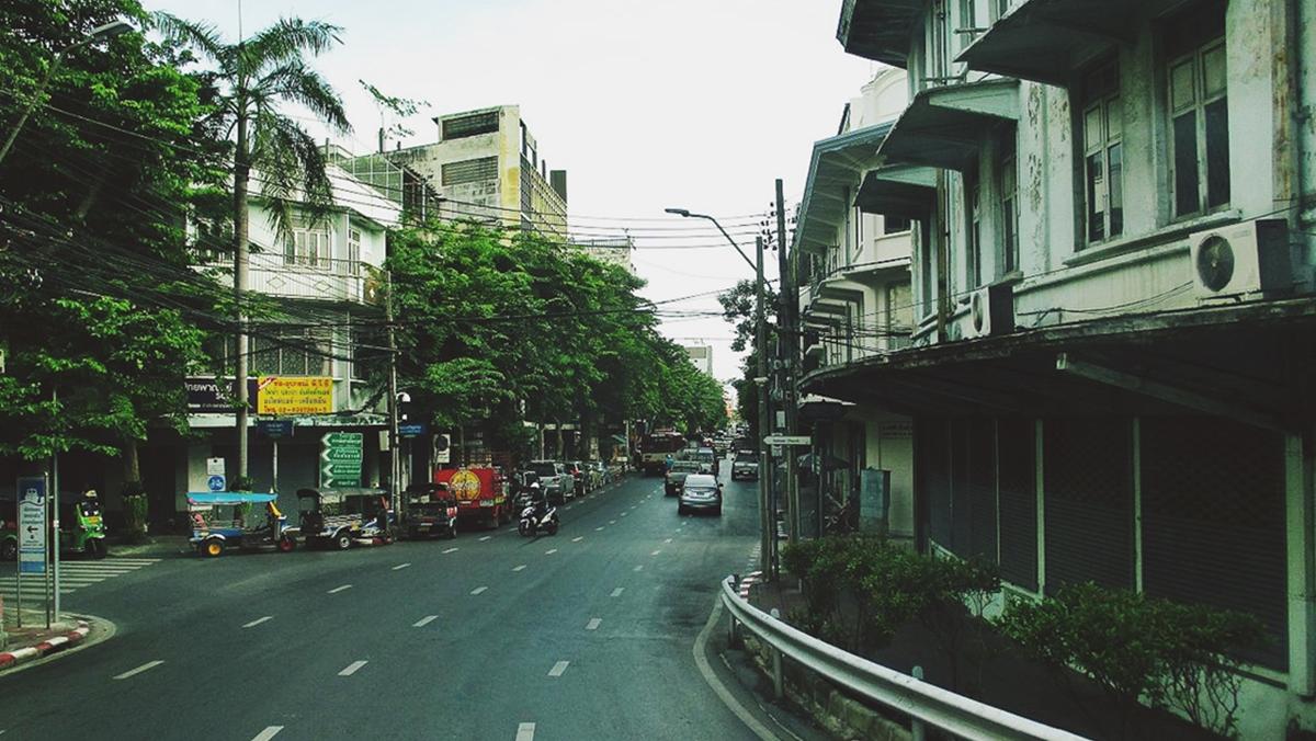 ถนน ถนนเจริญกรุง ถนนในกรุงเทพ ประวัติ ประวัติศาสตร์ไทย เกร็ดความรู้