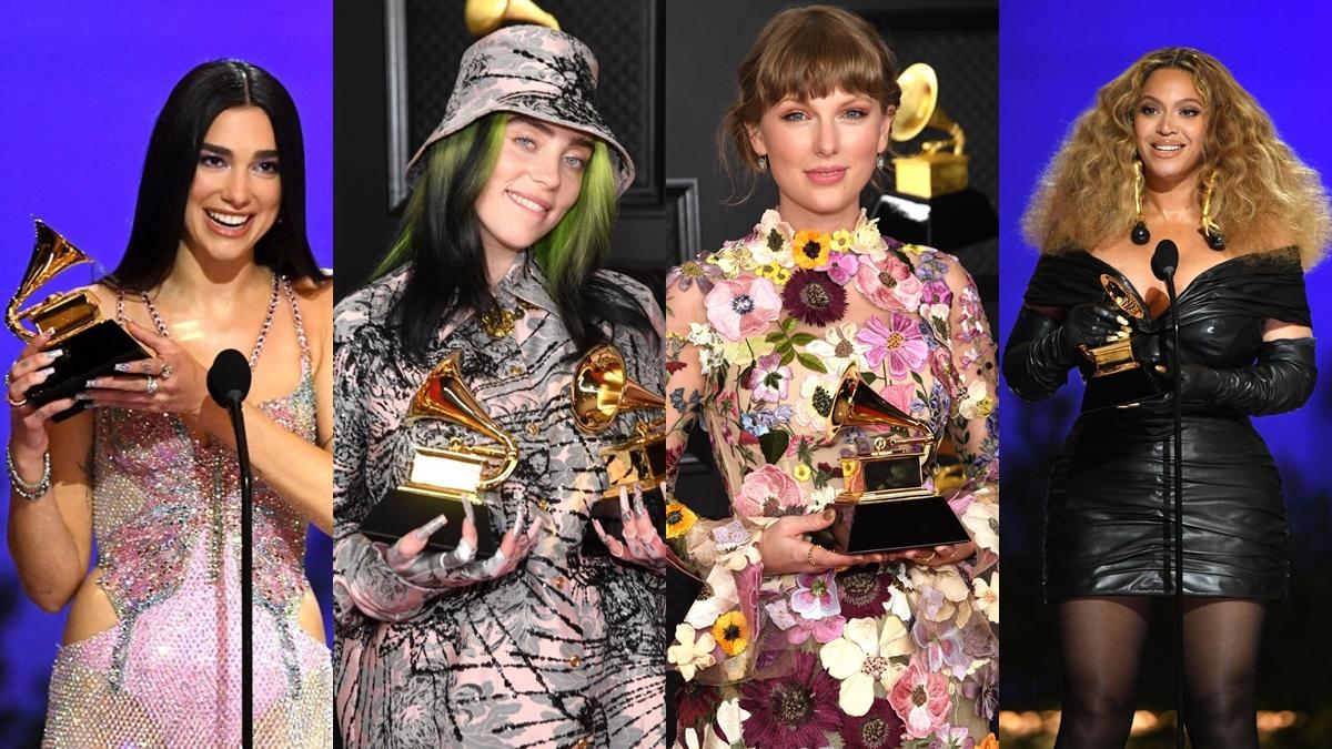 Grammy Awards Grammy Awards 2021 Grammys แกรมมี่อวอร์ด