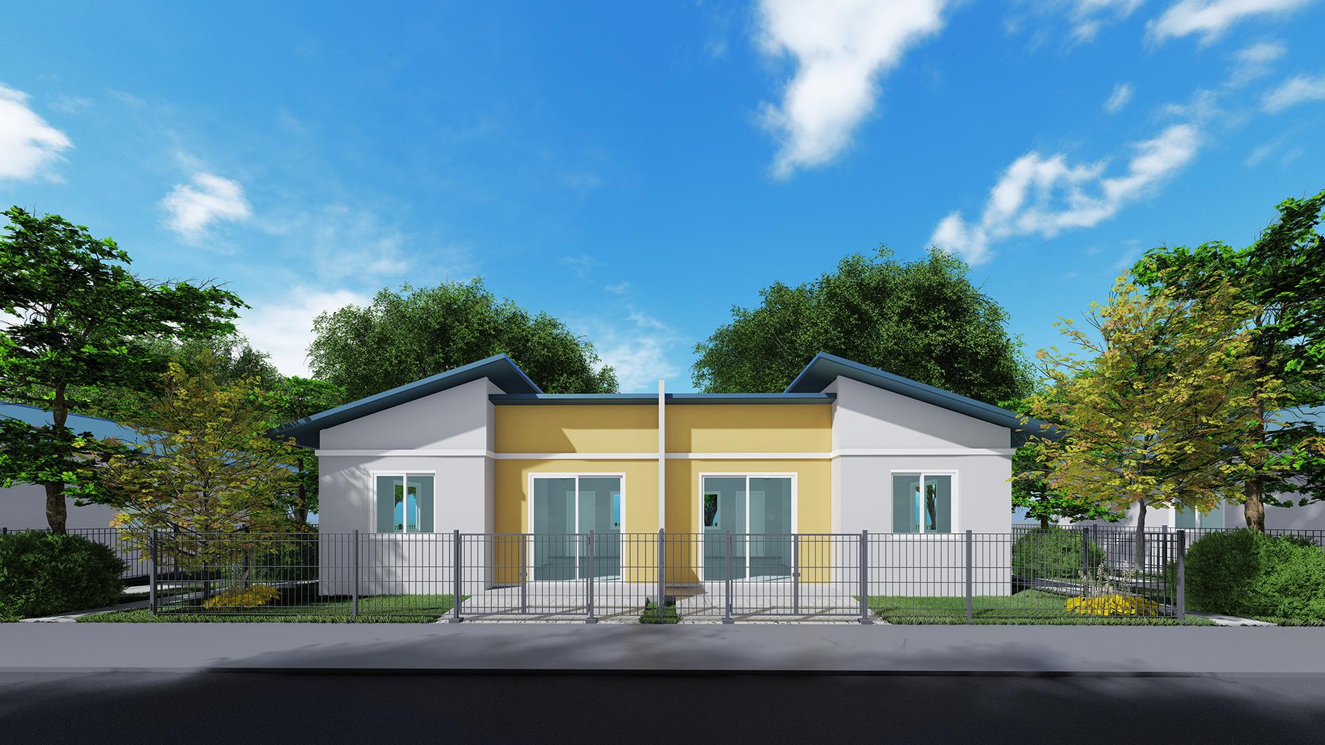 บ้านเคหะสุขประชา บ้านเช่าการเคหะฯ โครงการบ้านเช่าการเคหะฯ