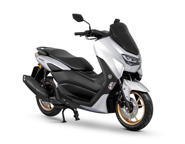 Yamaha NMAX Connected