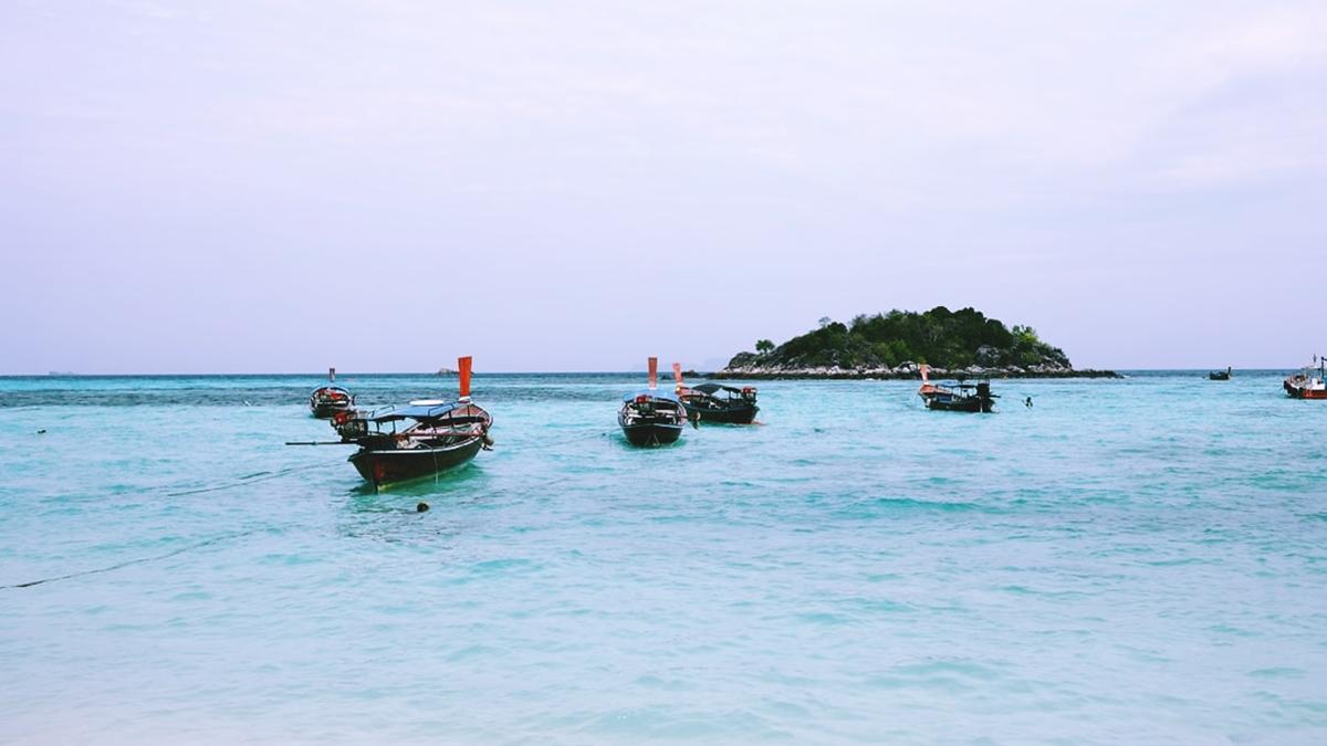 เกาะกูด เกาะขาม เกาะรอก เกาะล้าน เกาะหลีเป๊ะ เกาะเต่า เกาะเสม็ด เที่ยวทะเล เที่ยวเกาะหลีเป๊ะ