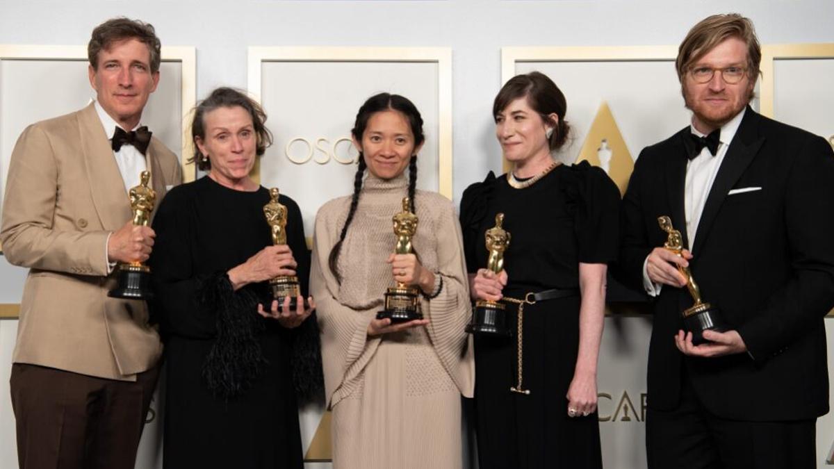 Oscars2021 Oscars93rd ออสการ์2021 ออสการ์ครั้งที่93