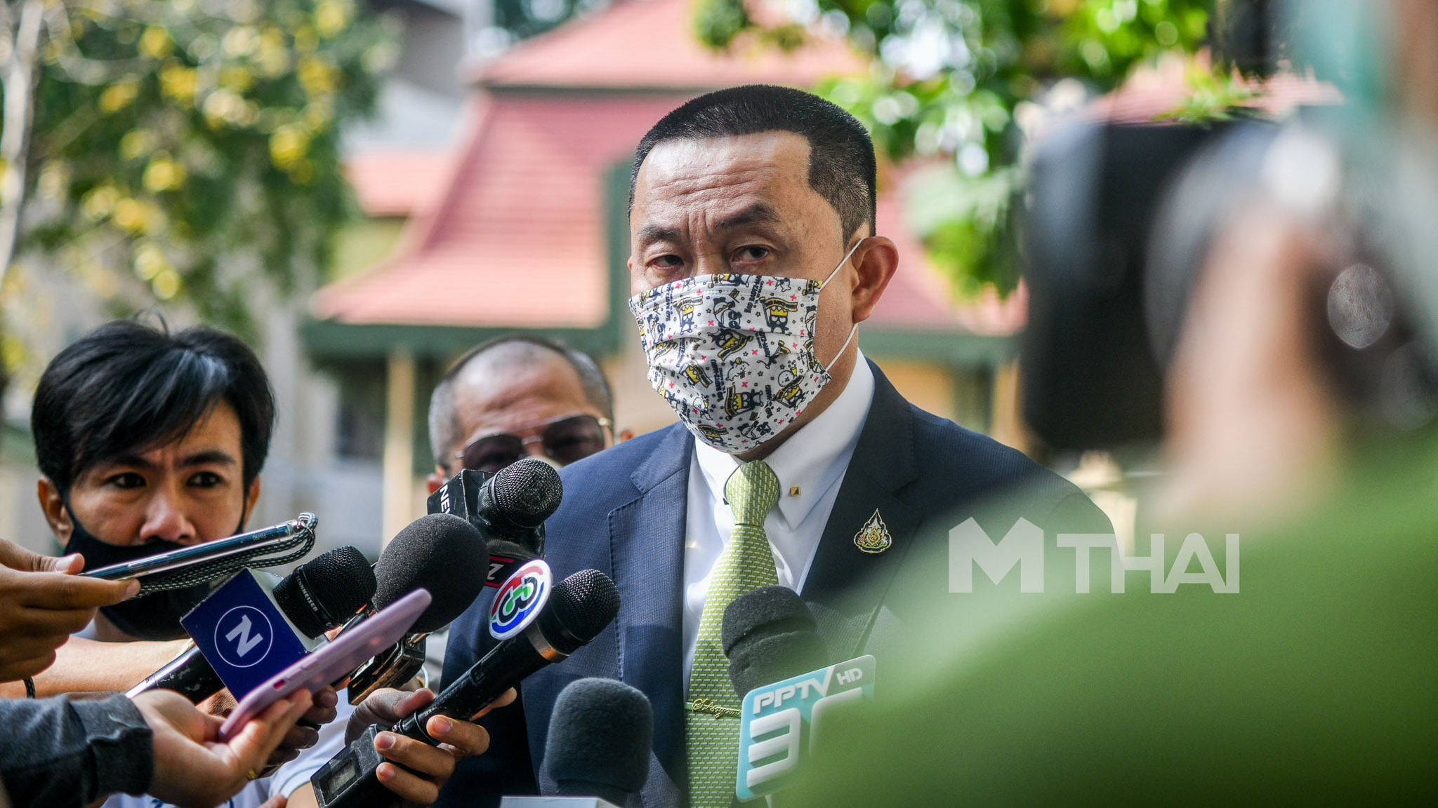 พรรคภูมิใจไทย ศักดิ์สยาม ชิดชอบ โควิด-19