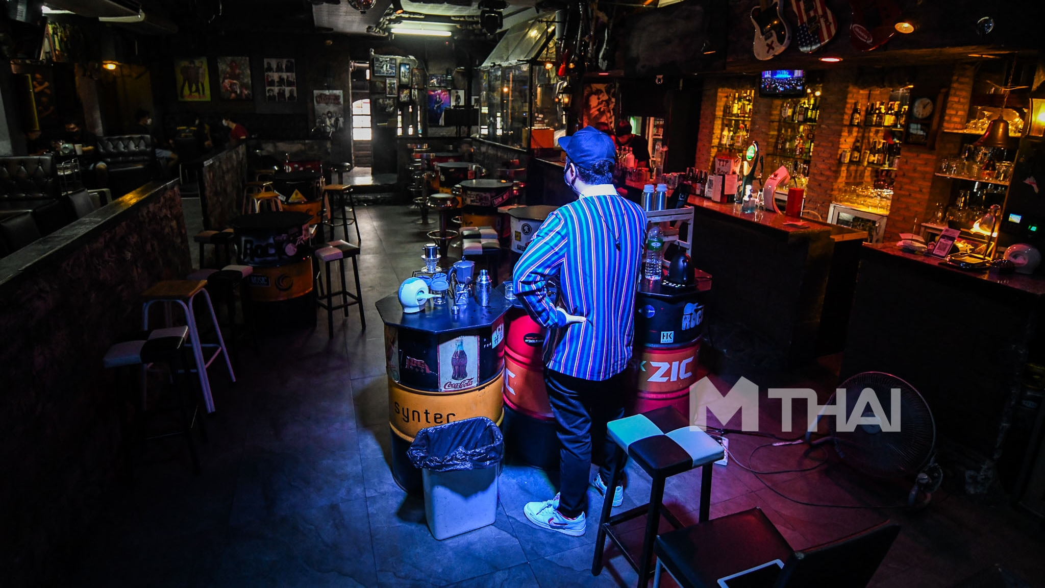 The Rock Cafe The Rock Pub โควิด-19
