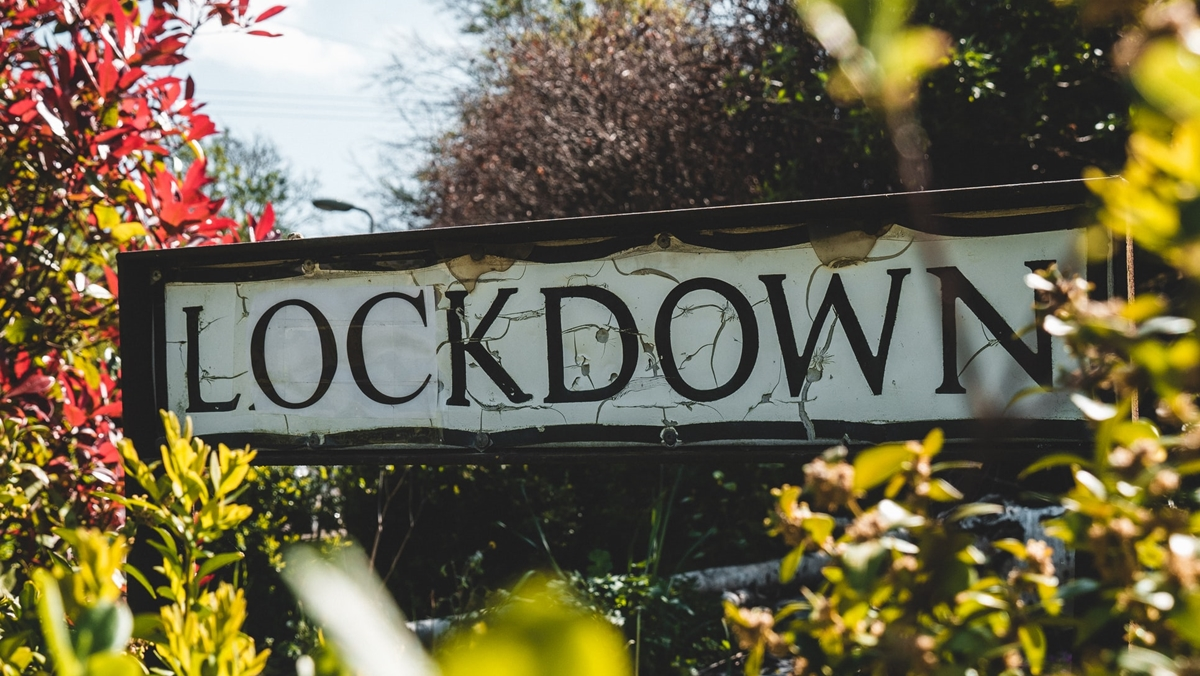 Lockdown ภาษาอังกฤษ ภาษาอังกฤษน่ารู้ ล็อกดาวน์ เกร็ดความรู้