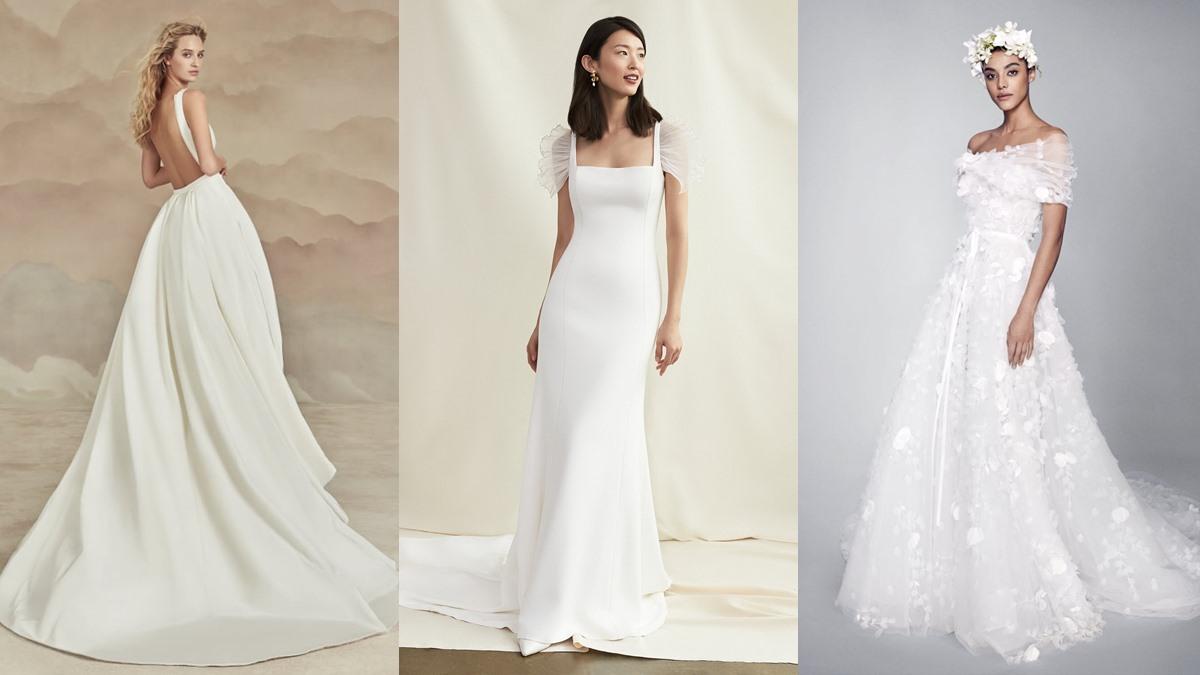 ชุดเจ้าสาว ชุดแต่งงาน เทรนด์ชุดแต่งงาน แต่งงาน