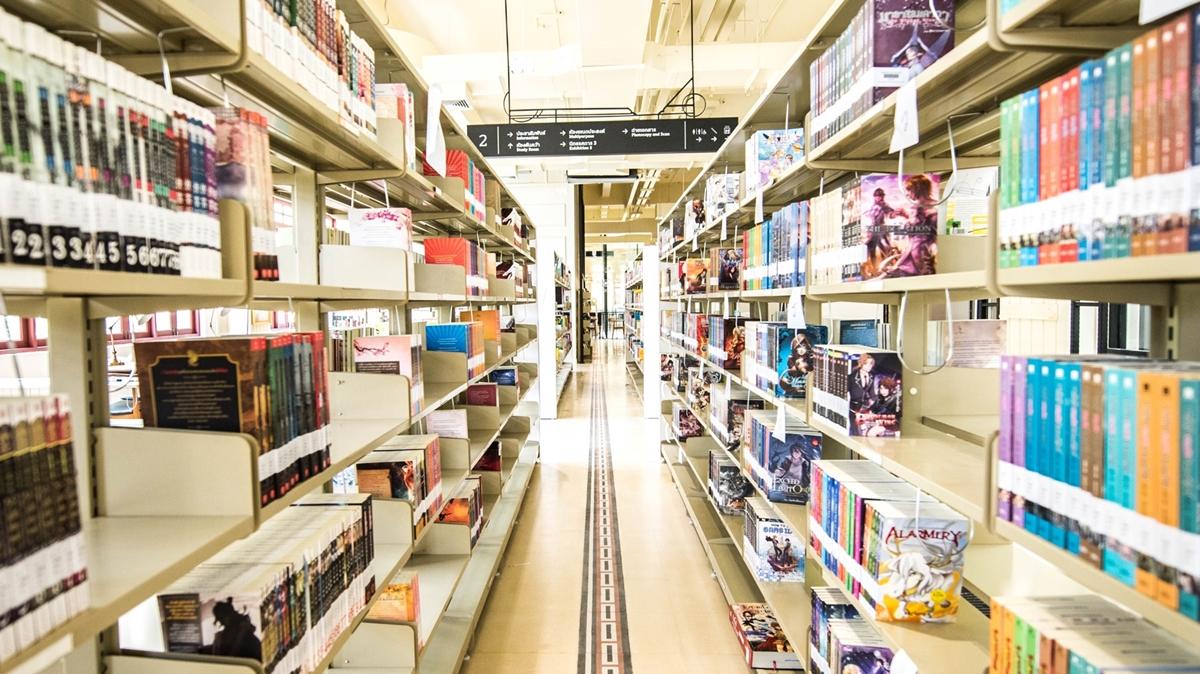 ห้องสมุด หอสมุดในกรุงเทพ