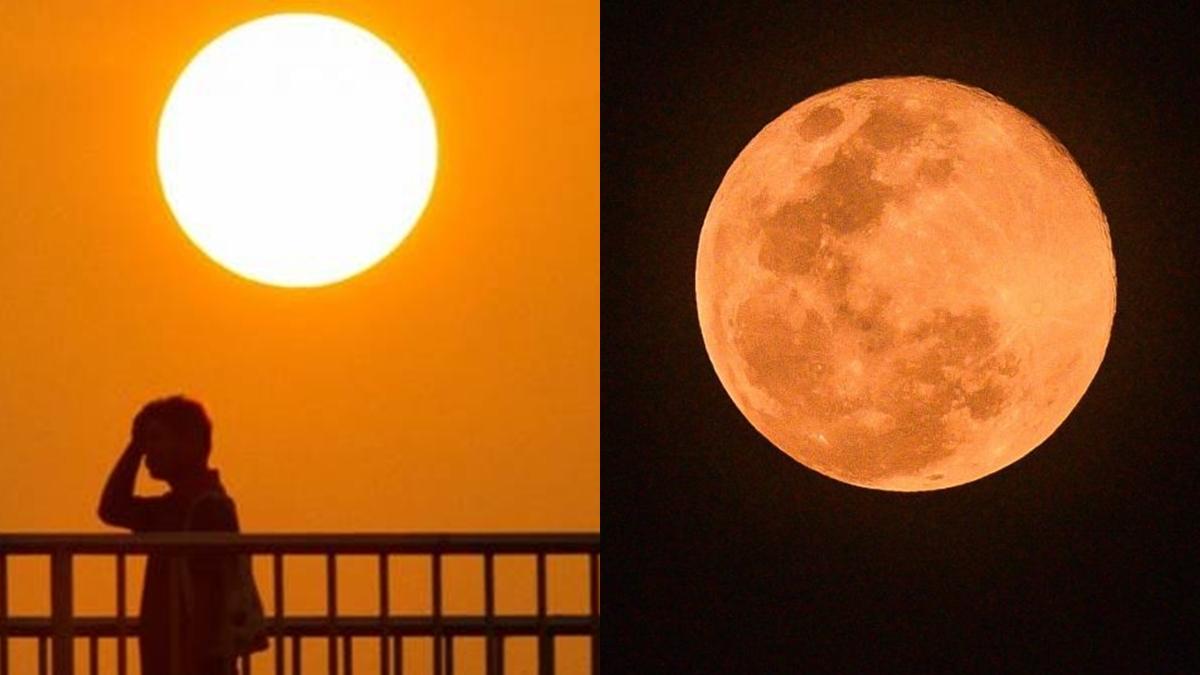 ซูเปอร์ฟูลมูน ดวงอาทิตย์ตั้งฉาก ดาราศาสตร์ สถาบันวิจัยดาราศาสตร์แห่งชาติ