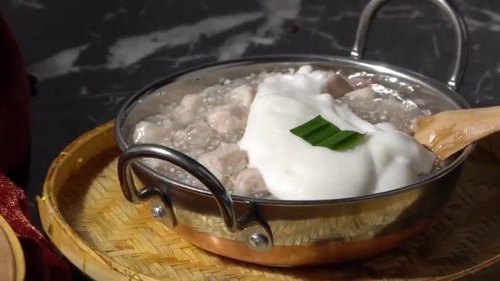 สูตรขนมหวาน สูตรขนมไทย เมนูขนมหวาน เมนูของหวาน