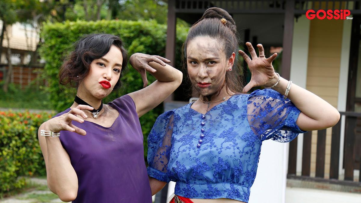 นุ่น รมิดา พิงกี้ สาวิกา มาร์ค อภิวิชญ์ ละคร เรือนร่มงิ้ว ละครช่อง 8 แมน พัฒนพล