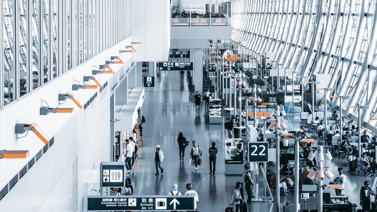 คำศัพท์ภาษาอังกฤษ ภาษาอังกฤษเกี่ยวกับสนามบิน เกร็ดความรู้