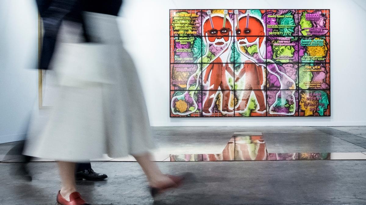 Arts in Hong Kong นิทรรศการศิลปะ เที่ยวทิพย์