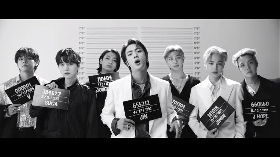 BTS Butter ฟังเพลงใหม่ ไอดอลเกาหลี