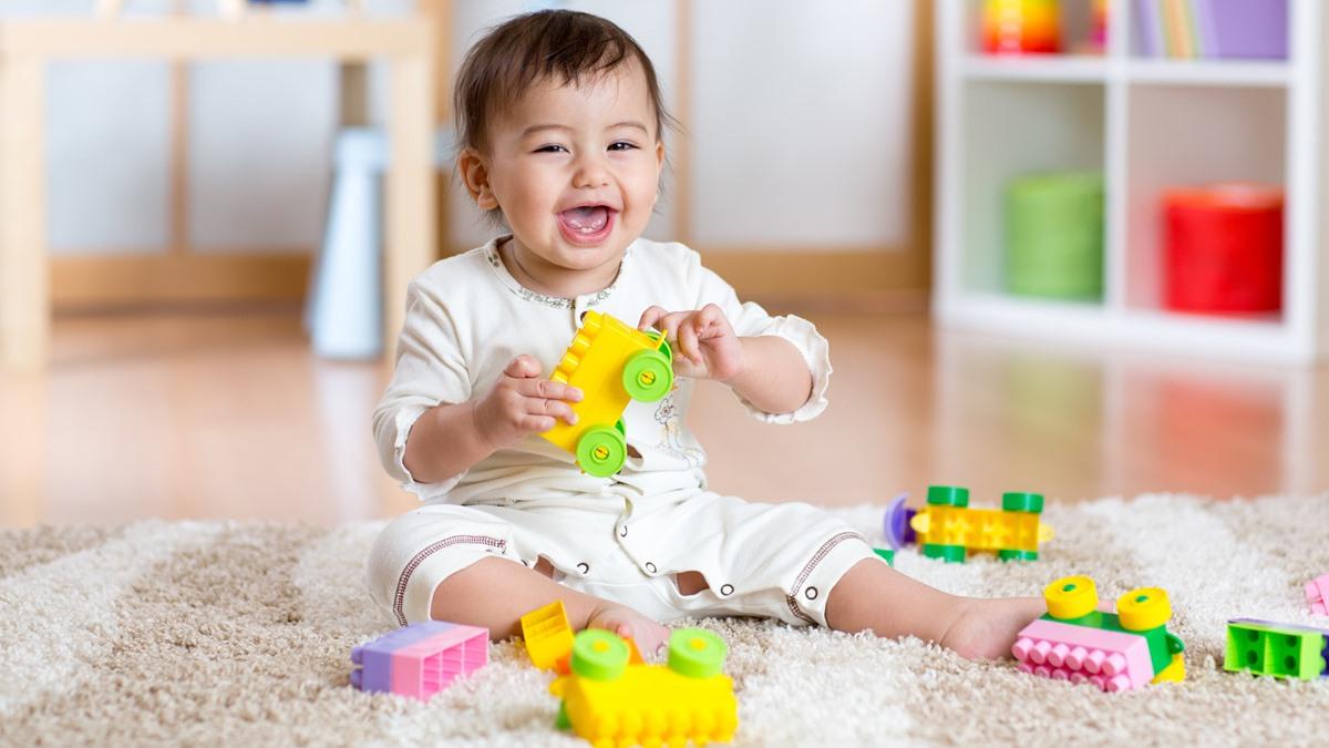 พัฒนาการเด็ก วัยแรกเกิด เด็กทารก เสริมพัฒนาการ