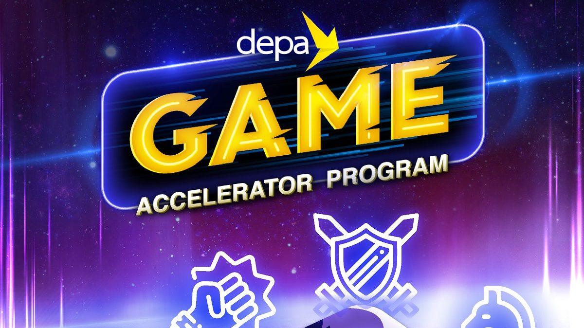 DEPA depa Game Accelerator Program TGA