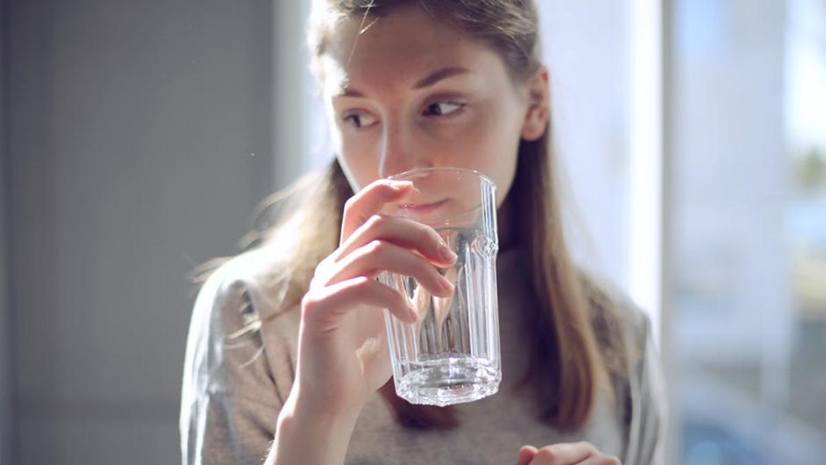 ดื่มน้ำ วิธีดูแลสุขภาพ