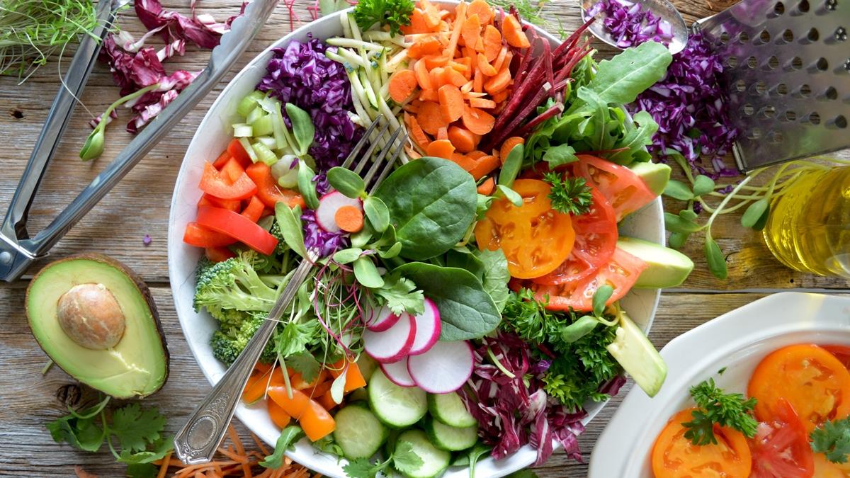 ธัญพืช ผลไม้ ผัก สารอาหารเสริมภูมิคุ้มกัน โควิด-19