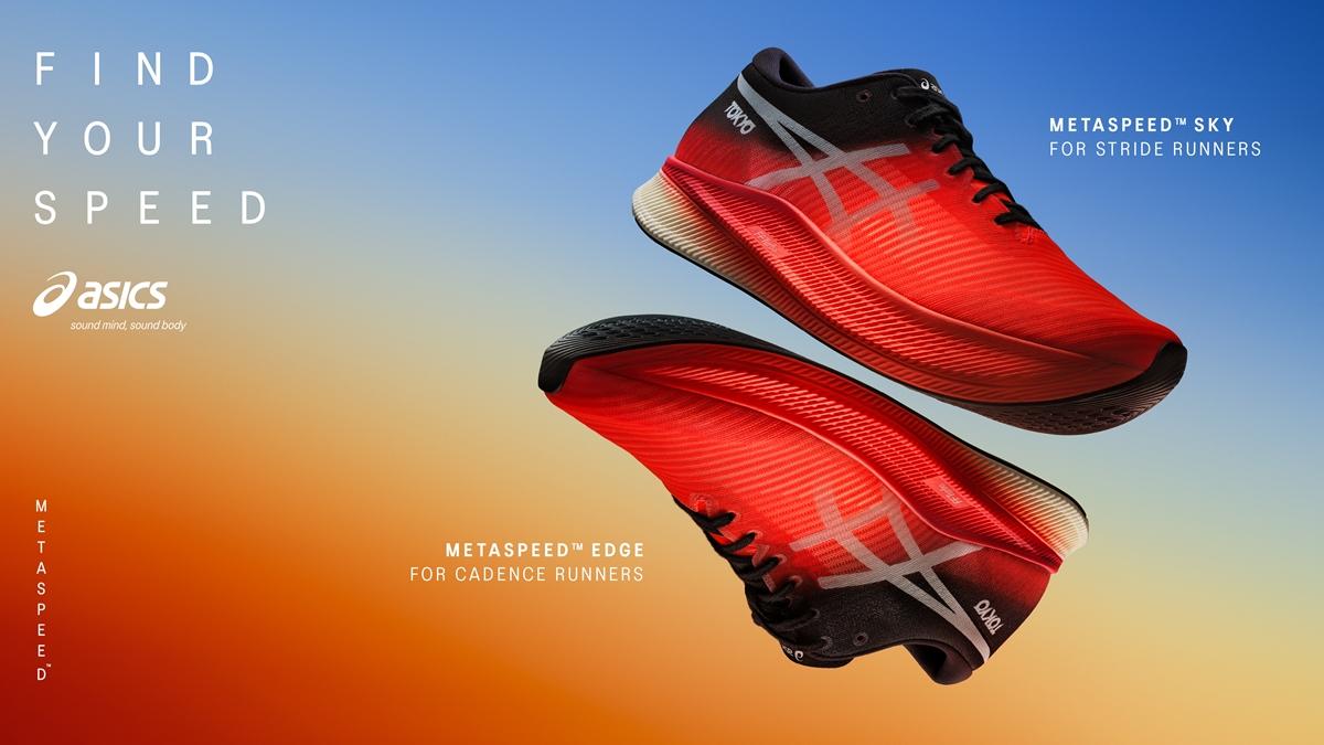 ASICS รองเท้าวิ่ง