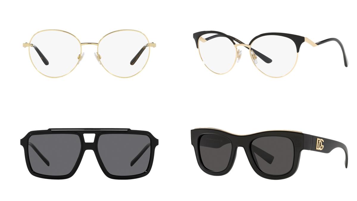 Dolce & Gabbana แว่นตา แว่นตาผู้ชาย แว่นตาผู้หญิง แว่นตาแฟชั่น