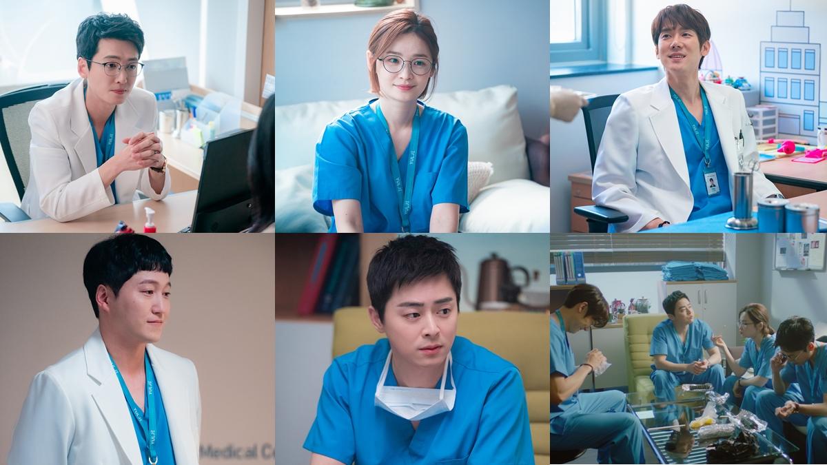 Hospital Playlis ซีรีส์เกาหลี เพลย์ลิสต์ชุดกาวน์ ซีซั่น 2
